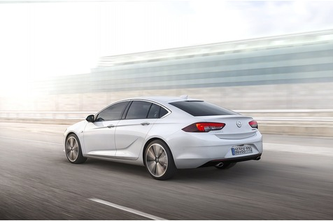 Opel Insignia 2017 - Nomen als Omen?