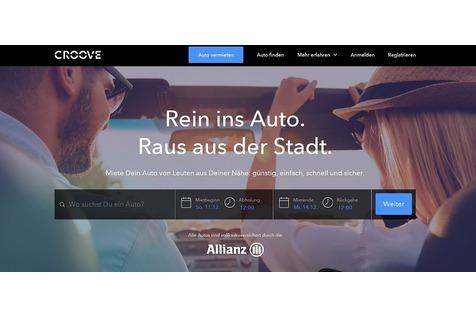 Private Autovermietungen - Rent my car