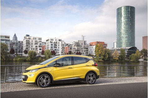 Opel Ampera-e - Gewaltiger Blitz
