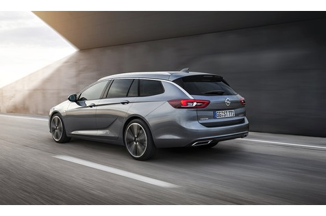 Opel Insignia Sports Tourer - Klassenkampf