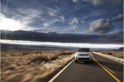 Land Rover Discovery 5 - Eine runde Sache
