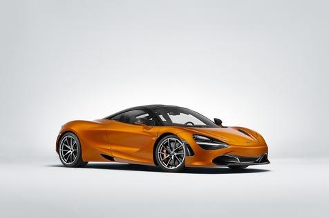 McLaren 720S - Zweischichtbetrieb
