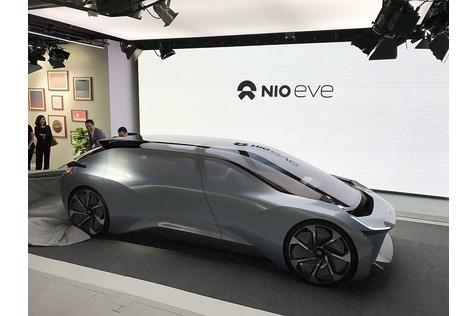 Nio Eve auf der SXSW - Der nächste Tesla?