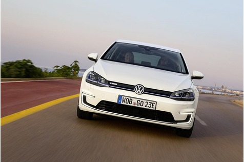 VW E-Golf - Stromer reloaded