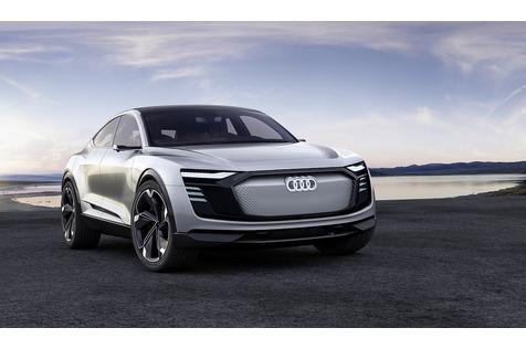 Audi e-tron Sportback Concept - Dynamischer Zwilling