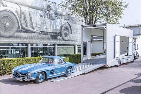 Mercedes Classic Center Fellbach - Millionenspiel