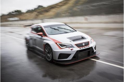 Seat Leon Cup Racer 2017 - Rennbaukasten