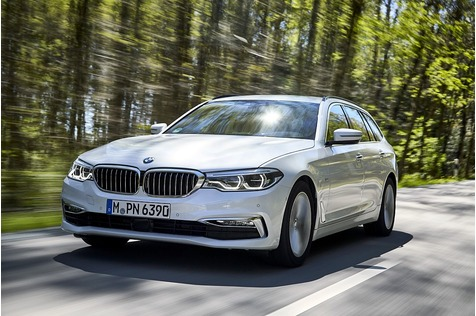 BMW 520d Touring - Leisetreter