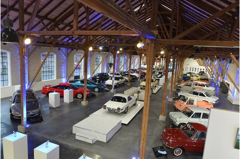 Mazda Museum Augsburg - Mazda 3