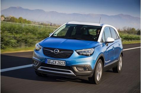 Opel Crossland X 1.2 Direct Injection Turbo - Der hat gerade noch gefehlt