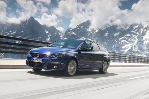 Peugeot 308 SW Blue HDI 130 - Sparmaßnahmen