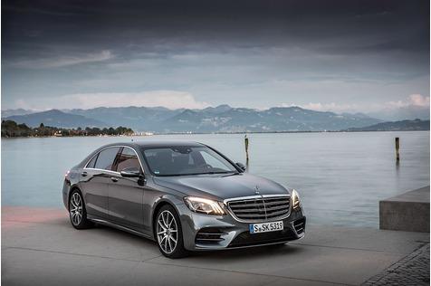 Mercedes-Benz S 500 - Die Über-Klasse