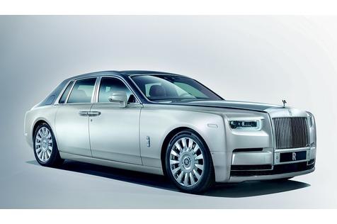 Rolls-Royce Phantom VIII - A King is born