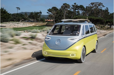 VW I.D. Buzz - Befreiungsschlag