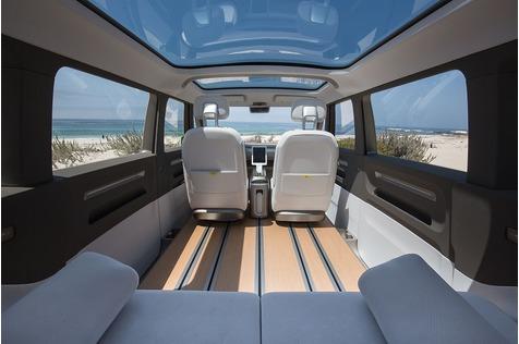 Lounge Feeling im VW I.D. Buzz