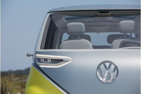 Der VW I.D. Buzz wird Teil einer Modellfamilie, fast analog zum aktuellen VW T6
