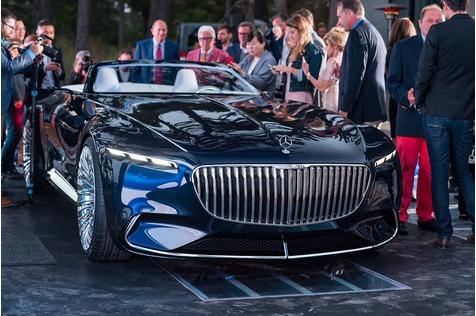 Monterey Autoweek - die spektakulärste Autoshow der Welt - Von Königen und Kaisern