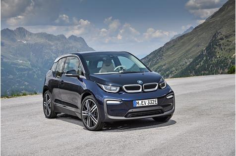 BMW i3s - Vitaminstoß