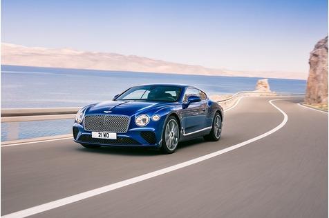 Bentley Continental GT - Da wankt nichts!