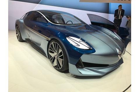 Borgward Concept Isabella - Zurück in die Zukunft