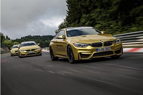 40 Jahre BMW Fahrertraining - Freude am Fahren