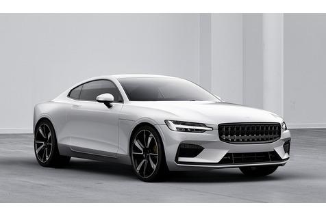 Volvo startet eigene Elektromarke - Polestar - die elektrisierende Auto-Flat