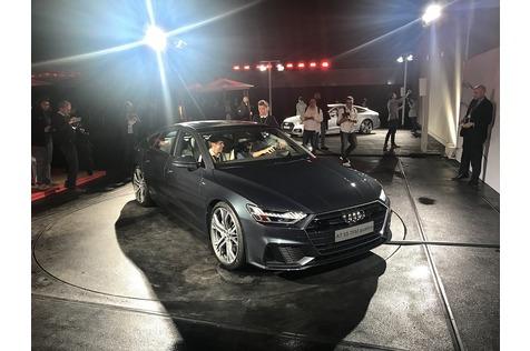 Audi A7 Sportback - Formschön