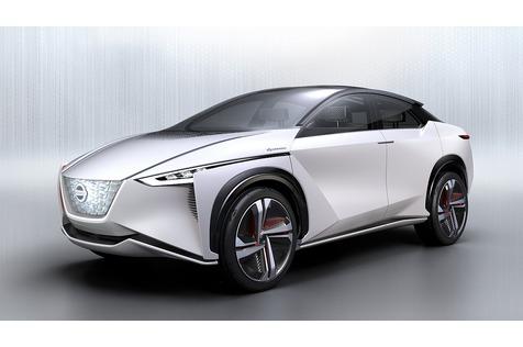Nissan IMx zero-emission concept vehicle - So fährt Nissans Zukunft