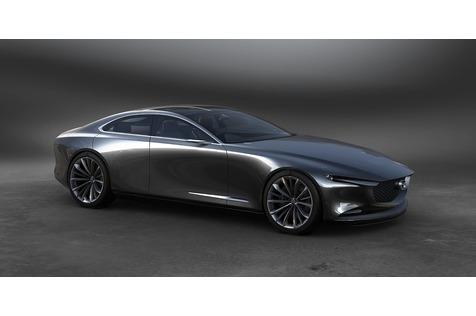 Mazda Vision Coupé Concept - Gefühle zeigen