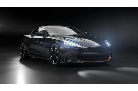 Aston Martin Vanquish S Ultimate - Britische Dreifaltigkeit