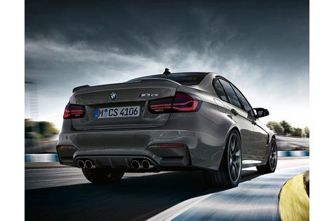 BMW M3 CS - Türöffner