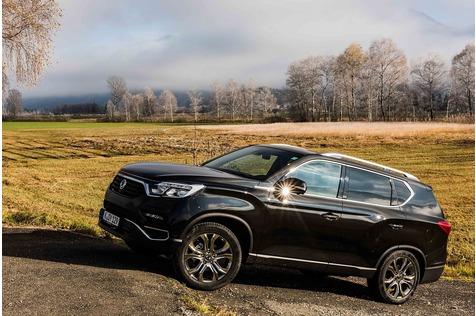 SsangYong Rexton e-XDI 220 4WD - Überraschungserfolg