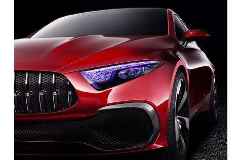 Neue Mercedes A-Klasse - Acht für fünf