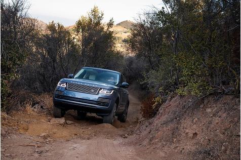 Range Rover P 400e Plug-In-Hybrid - Zu wenig des Guten
