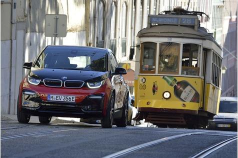 BMW i3s - Elektro-Boost