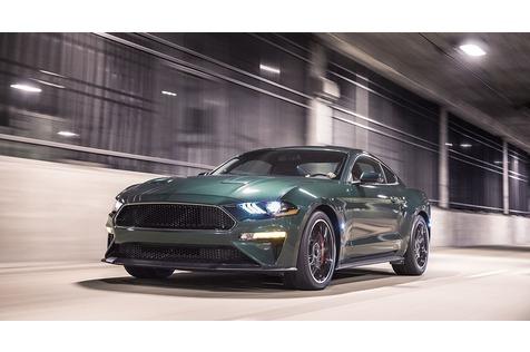 Ford Mustang Bullitt - Der coolste Mustang aller Zeiten