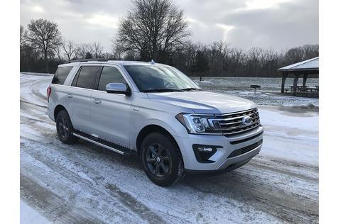 Ford Expedition MJ 2018 - Platz da!