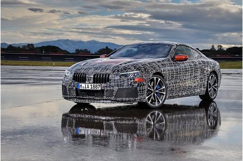 BMW will mit 8er und X7 an die Premiumspitze - Neue Luxusgefühle