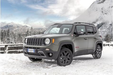 Jeep Renegade 2.0l MultiJet - Homöopathisch