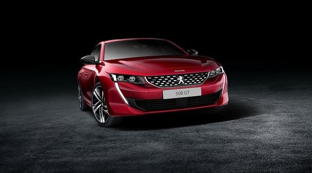 Peugeot 508 - Neue Wege