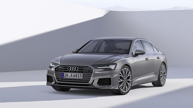 Audi A6 2018 - Aufholjagd