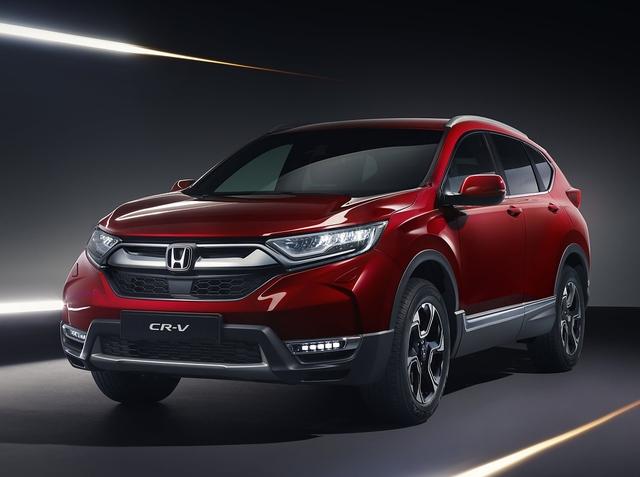 Honda CR-V 2019 - Spätstarter