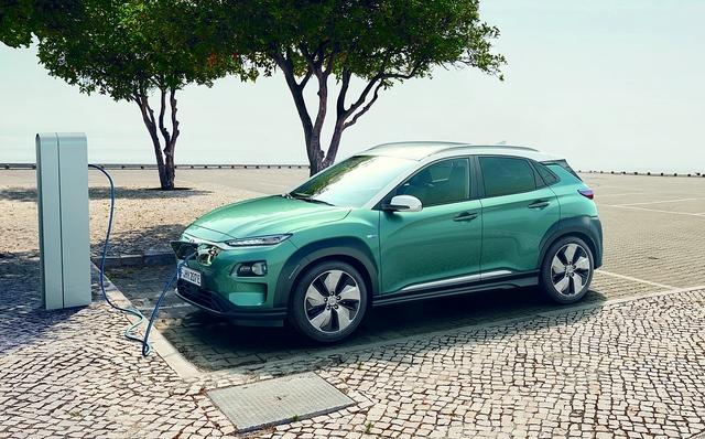 Hyundai Kona Electric - Elektrisch nachgelegt