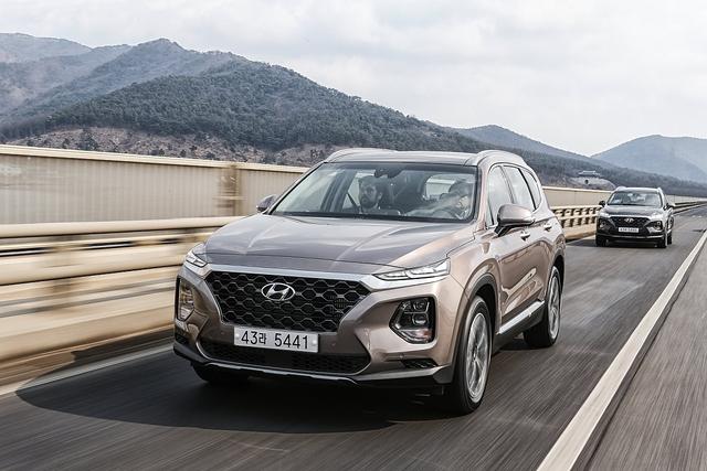 Hyundai Santa Fe 2.0 Diesel - Familienfreundlich