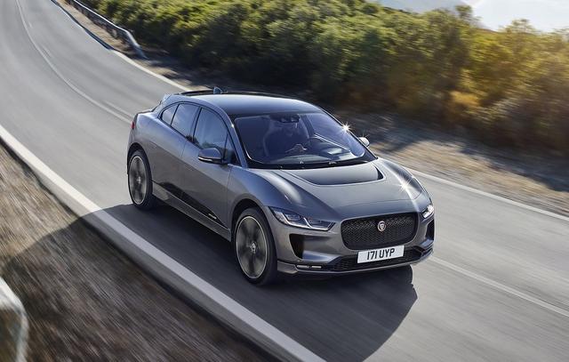 Jaguar i-Pace - Der erste seiner Art
