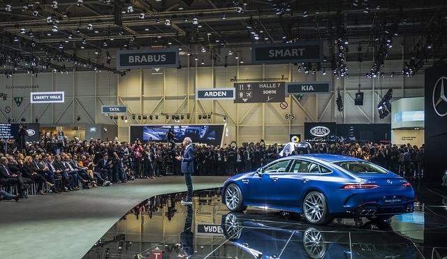 Die Höhepunkte des 88. Genfer Autosalon - Rettet den Diesel?