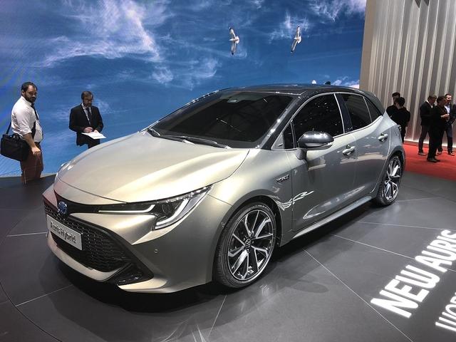 Toyota Auris - Nebendarsteller