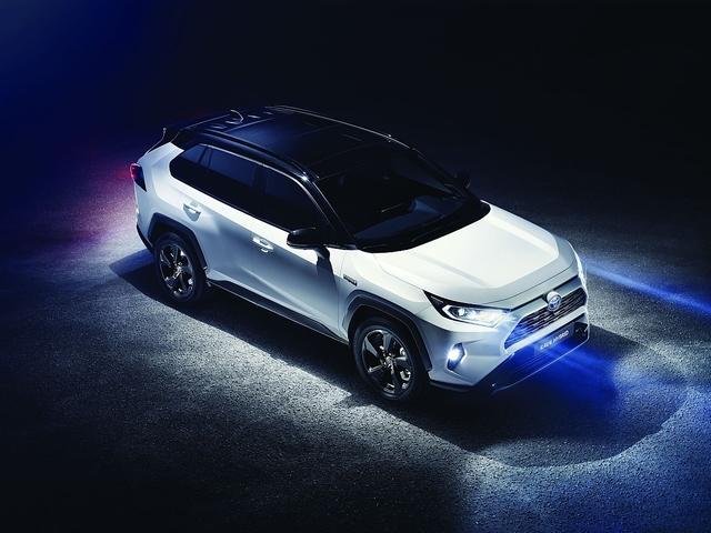 Toyota RAV4 - Nummer fünf