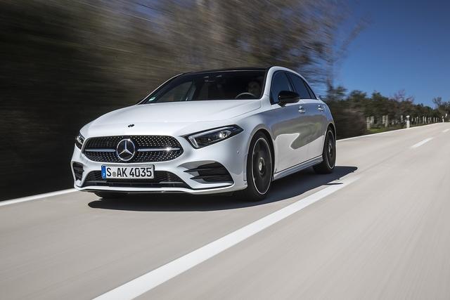 Mercedes A 200 - Taktgeber