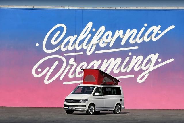 30 Jahre VW California - Als die Freiheit fahren lernte